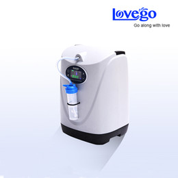 Wholesale Battery Oxygen - LoveGo LG102 portable oxygen concentrator compared with simplygo 1-5LPM 95% 2 hours battery operatred  Free shipping to worldwide by DHL
