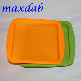 """Wholesale tray container - Wholesale Factory Price Silicone Square Deep Dish Round Pan 8.5"""" Nonstick silicone container concentrate Oil BHO silicon tray"""