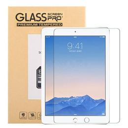 Ipad Pro Protector de pantalla de vidrio templado para iPad Pro 12.9 Apple Pencil Compatible 2.5D Safe de borde redondo Anti-Scratch con Retail Box-YH0303 desde fabricantes