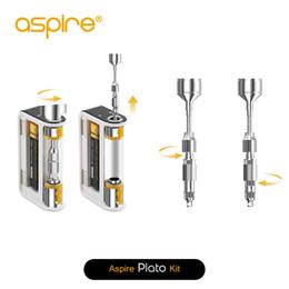 Aspirar bobinas de plato online-Aspire Plato coil Bobina de Clapton para Sub Ohm Atomizer 0.4ohm Plato Coils 0.4ohm Compatible con 40-50W