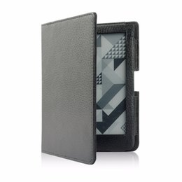 Wholesale Ebook Case Cover - Wholesale-Leather Cover Case for Pocketbook 630 Fashion Ebook Reader + Screen Protector + Stylus