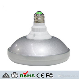 Wholesale Fly Room - Epistar LED bulb E27 18W LED flying saucer shape lamp bulb no waterproof AC85-265V LED umbrella light SMD 5730 for commercial decor