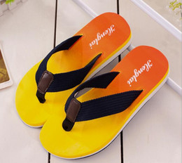Wholesale Couple W - Summer couple bath slippers, bath slippers