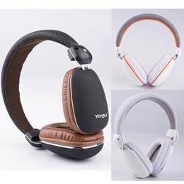 Wholesale Detachable Headphones - Hot Portable Handsfree Headphone Wired Detachable Headset with Microphone Active Earphone for Mobile Phone Computer EP10