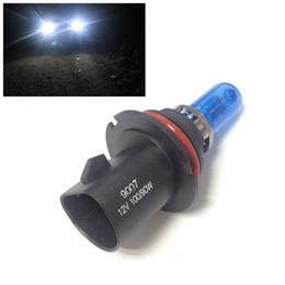 Wholesale Wholesale Headlight Auto Parts - 2pcs 12V 100 90W 9007 Ultra-white Xenon HID Halogen Auto Car Headlights Bulbs Lamp Auto Parts Car Light Source Accessories