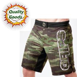 Wholesale Letter Train - Quality goods-MMA CAMO SNAKE HYBRID TRAINING SHORTS Muay Thai MMA Shorts Fight Shorts-Black