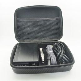 Wholesale Electric Vapors - Mini titanium Electric Nail box Coil Ti Nail Vapor Wax Dry Herb Electronic Temperature Controller Box fit to glass bong Fancier nail box