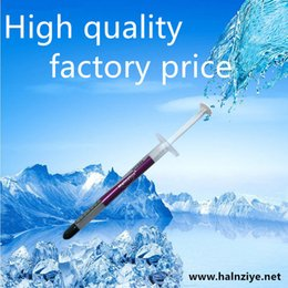 Wholesale Nano Heating - Wholesale- Halnziye HY880 1g nano silicone based heat conduction paste grease compound with 5.15W m-K 100pcs