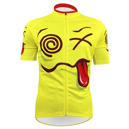 Wholesale Jersey Shorts Pattern - 2016 New Cycling Jersey This Guy Needs A Beer Men Bike Clothing &Funny Pattern Cycling Tops Short Sleeve 100% Polyester Stylish Cycling Gear