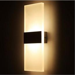 Argentina Moderno 16w llevó luces de pared para Cocina Restaurante Salón Dormitorio sala de estar lámpara led baño luz interior lámparas montadas en la pared supplier kitchen wall mount light Suministro