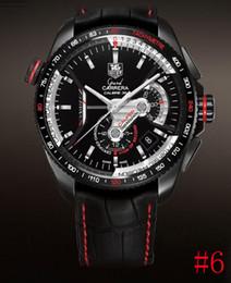 Wholesale Digital Watch Stopwatch - Hot AAA+ NEW black watch.New Automatic Watch Watch Watches Men Wristwatches