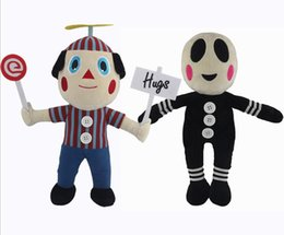 Wholesale Toy Clown Dolls - 30cm five nights at freddy's 4 bear freddy foxy Clown Balloon Boy kids toys christmas gift stuffed plush doll