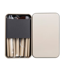 Wholesale appliance tools - New Makeup Cosmetic Brushes Set Powder Foundation Eyeshadow Lip Brush Tool N3 Make Up Tools Brushes Toiletry Beauty Appliances Free SHIPPING