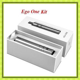 Wholesale Joy Cigarette - Joy-etech Ego One Kit 1100mah and ego one XL kit 2200mah E Cigarette VS EVIC VTC MINI with cubise Go AIO Kit