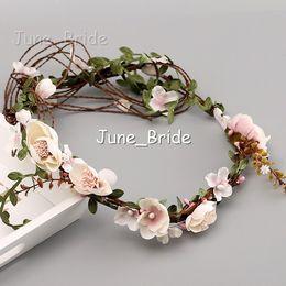 Wholesale Silk Fabric Roses - New Style Elegant Fabric Flower Bridal Hair Flowers Free Shipping Hot Sell HandFlower Wedding Prom Party Headpiece Hair Decoration Headwear