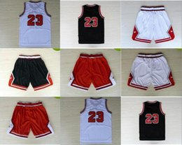 Wholesale Champions Basketball Jerseys - classic champion players 23 basketball Jersey, Basketball shorts REV 30 Free fast Shipping Size S - XXL Allow Mix Order