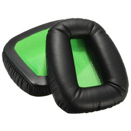 Wholesale Pro Pad Cushions - 1pair Coolest High Quality Comfort Relaxing Replacement Ear Cushion Pad Soft Foam Headphone Pro for Razer series Electra Version