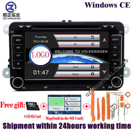 "Wholesale Gps Touran - rns510 2din 7"" canbus WIFI Car DVD GPS Navigation for VW JETTA PASSAT B6 CC GOLF 5 6 POLO Touran Tiguan Caddy SEAT"