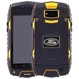 Wholesale Shockproof Waterproof Gps Phone - Discovery V11 Android 5.0 IP68 Waterproof Phone Dual SIM MTK6582 Quad Core 1.3GHZ 16GB ROM GPS Dustproof Shockproof Outdoor Smart Phone