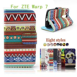 Wholesale Alcatel Mobiles Phones - For Alcatel A30 Fierce Metropcs For ZTE Blade Z Max metropcs ZMax Pro 2 Z982 PU leather wallet stand mobile phone case cover