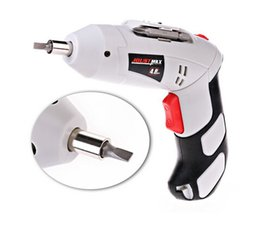 Wholesale Electric Screwdriver Cordless - Chinese Yiday 45PCS Household Cordless Reversible Rechargeable Drill Bit 4.8V Electric Screwdriver Power Driver Tool