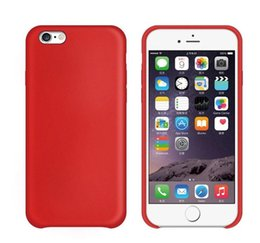 Wholesale Office Fit - Office Style Solid Lether Case for Iphone 7  Iphone 7plus Lether Case Fit for Iphone 7 7Plus w Retail Package