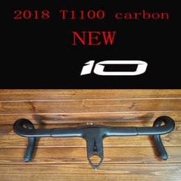 Wholesale 49cm Road Bike Frame - 2018 NEW TOP T1100 3K 1K carbon road frame cycling bicycle racing bike frameset + carbon handlebar size 44 - 59cm made in taiwan