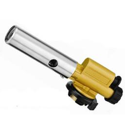 caja de luz en forma de corazón Rebajas M-60 Chef Brulee Blowtorch Jet Flame Torch Cocina Soldadura Soldadura Soldadura / soplete de gas