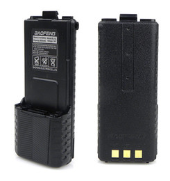 Wholesale Walkie Talkie Bao Feng - 7.4v Big 3800mah Baofeng uv-5r Battery For Radio Walkie Talkie Parts Original bao feng 3800 mah UV 5R uv5r baofeng Accessories