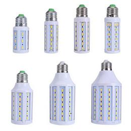 2019 cores led mr16 Poupança De Energia E27 / E14 Spotlight 15 W / 12 W / 8 W / 5 W SMD 5630 Luzes LED Lâmpada De Milho Lâmpada Frete grátis envio rápido