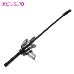 Wholesale Sex Aid Wholesalers - 65cm Long Sex Queen Whip Bowknot Ornament Riding Crop Aids Spanking Bondage Paddle Sex Toys Product for Couple Adult Role Games 0701