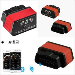 2019 laptop automotivo Mini varredor portátil do diagnóstico de Bluetooth do automóvel de carro de OBDII OBD2 ELM327 12V
