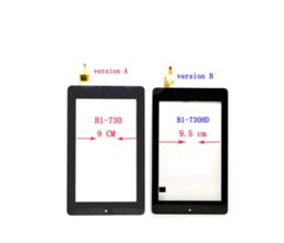 Wholesale Touch Screen Glass Acer - Handwritten Display on the outside 7 Inch Brand Touch Screen Display Glass Replacement For ACER B1-730 HD B1-730
