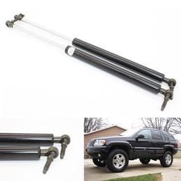 porta para honda liberada Desconto (2) O gás traseiro da bagageira carregou o apoio do elevador dos suportes para 1999-2004 Jeep Grand Cherokee
