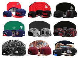 Wholesale Red Hat Items - New arrive items Hot sell cayler sons snabacok men baseball caps sports hats snapbcks football cap basketball hat desigen adjustable cap