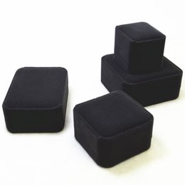 Caixas de presente cinza jóias on-line-famosa marca DK Grey colar velet e pulseira e anel caixa de presente da jóia caixa PS4432 transporte livre