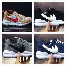 Wholesale Quality Craft - 2017 Tom Sachs x Craft Mars Yard TS NASA 2.0 Running Shoes Fashion High Quality Craft Sport Shoes Size36-45