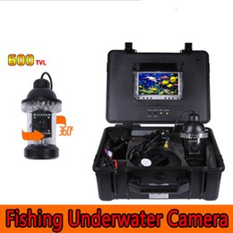 "Wholesale Lcd View Finder - 150ft 50m Underwater Fishing Video 600TVL CCD waterproof Camera finder 0-360° View rotative Diving camera 7.0"" TFT LCD Monitor 50m Cable"