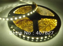 Wholesale Smd3528 Natural White - LED Lamp Strip light 5M Natural White SMD3528-120LED M 600led Non-Waterproof IP33 4500K 5-6 lm LED Decoration For Holiday Room