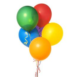 balões roxos Desconto 100 pcs 10 polegadas 1.2 g / pc Roxo Profundo Globo de Hélio Bola Globos De Látex Pérola Balão Aniversário Festa de Casamento Decoração Ballon ZA0984
