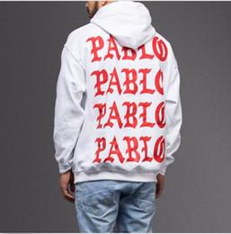 Wholesale life like - the life of pablo kanye hoodie men hip hop pull paris opening season 3 jackets i feel like pablo