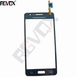 Wholesale Screen Galaxy Y - New Touch Screen Digitizer Glass Lens Replace Parts For Touch Screen For Samsung Galaxy Grand Prime G530F H Y Gray Black White