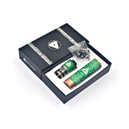 Wholesale Top Quality Mechanical Mod - TOP Limitless Mod Mechanical 18650 Mod Clone High Quality Copper Material Sleeve Mod Limitless Rdta Kits Free Shipping