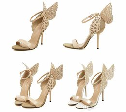 Wholesale butterfly bowtie - Women Sandals 2016 new hot sale High Heels Women Pumps Colorful Butterfly Heeled Shoes Sexy Wedding Shoes Bridal Shoes