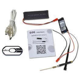 Wholesale Dvr Cctv Ip Support - HD 1080P 720P Mini SPY Hidden Camera Wifi Module CCTV Camera P2P Wireless IP Security DVR DIY Module FPV Camera Support Android and IOS