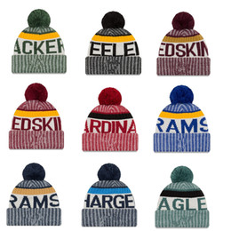 Wholesale Cheap Winter Hats For Women - Wholesale Retail Cheap 1Beanie beanies caps beanies with strips Sale Winter Knitted Hat For Men Women Caps Casual Skullies More 5000+Styles