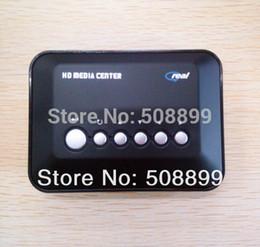 Wholesale Avi Mmc Card - Wholesale-New 1pcs lot 720p HD Multi Media Movie Center RM RMVB AVI MPEG MP3 MP4 TV Player USB SD MMC With Free Shipping