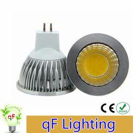 Wholesale Mr16 Led 12v 15w Epistar - Dimmable High Power 9w 12w 15w Led Cob Spotlight MR16 12V Bulb Lamp GU5.3 110V 220V lighting bulbs tubes lights