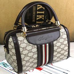 Wholesale Popular Designer Handbags - Shoulder Bags Handbag Designer Fashion Women Boston Luxury Handbags Ladies Crossbody Bag Tote Bags PU Leather Manual Unique Popular Bags