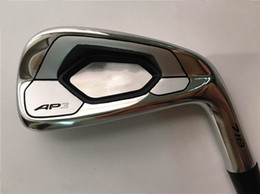 Wholesale Golf Clubs Sets Irons - Brand New AP3 718 Irons AP3 718 Golf Forged Iron Set Golf Clubs 3-9Pw R S-Flex Steel Shaft DHL Free Shipping